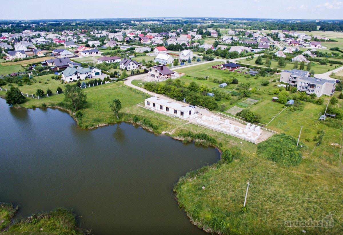 Kretingos r. sav., Padvarių k., Vėjo aklg., mūrinis sublokuotas namas