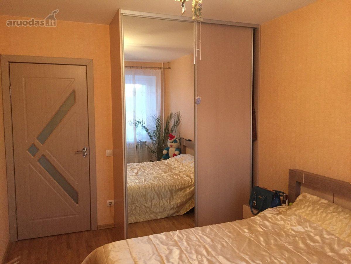 Vilnius, Pašilaičiai, Pašilaičių g., 3 kambarių butas