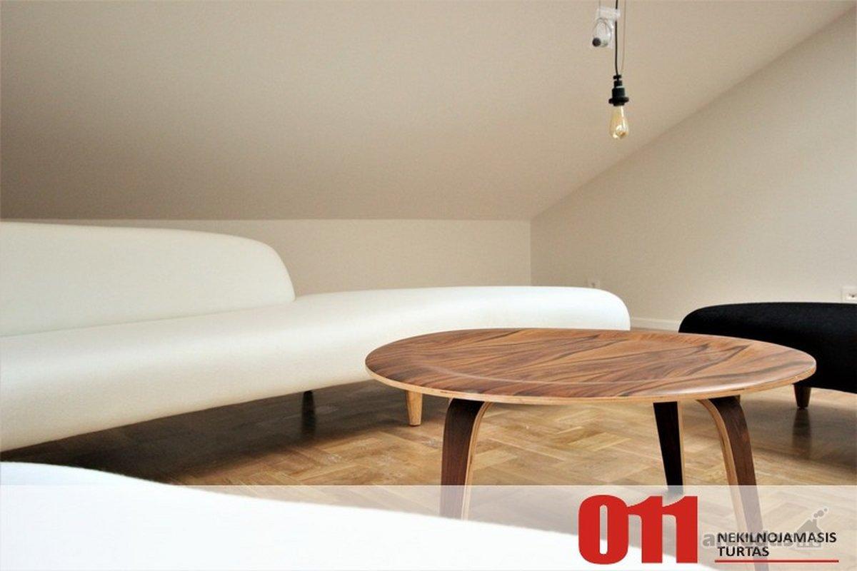 Kaunas, Centras, S. Daukanto g., 3 kambarių butas