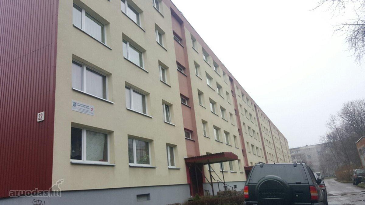 Klaipėda, Naujakiemis, Statybininkų pr., 2 kambarių butas