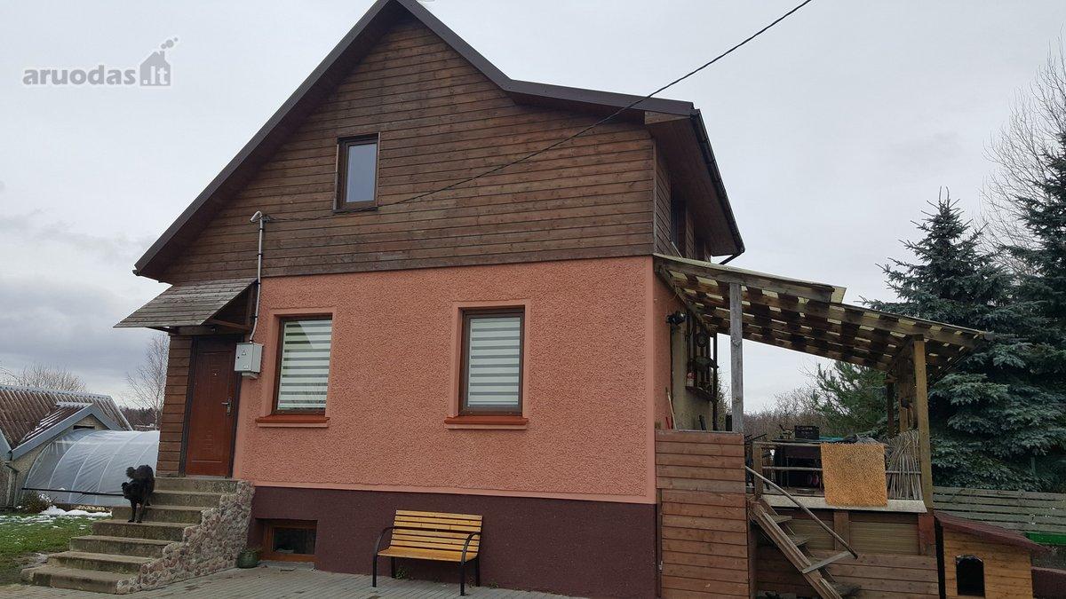Klaipėdos r. sav., Vaitelių k., Kadagių skg., mūrinis namas