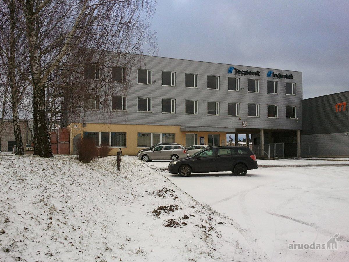 Vilnius, Kirtimai, Dariaus ir Girėno g., biuro, prekybinės, paslaugų paskirties patalpos nuomai