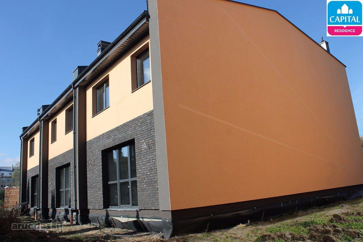 Kaunas, Dainava, V. Krėvės pr., mūrinis sublokuotas namas