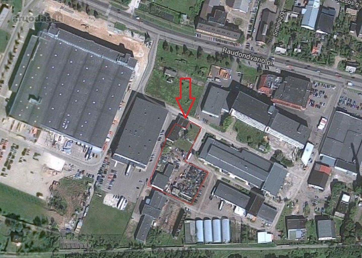 Kaunas, Vilijampolė, Raudondvario pl., biuro, prekybinės, sandėliavimo, gamybinės paskirties patalpos