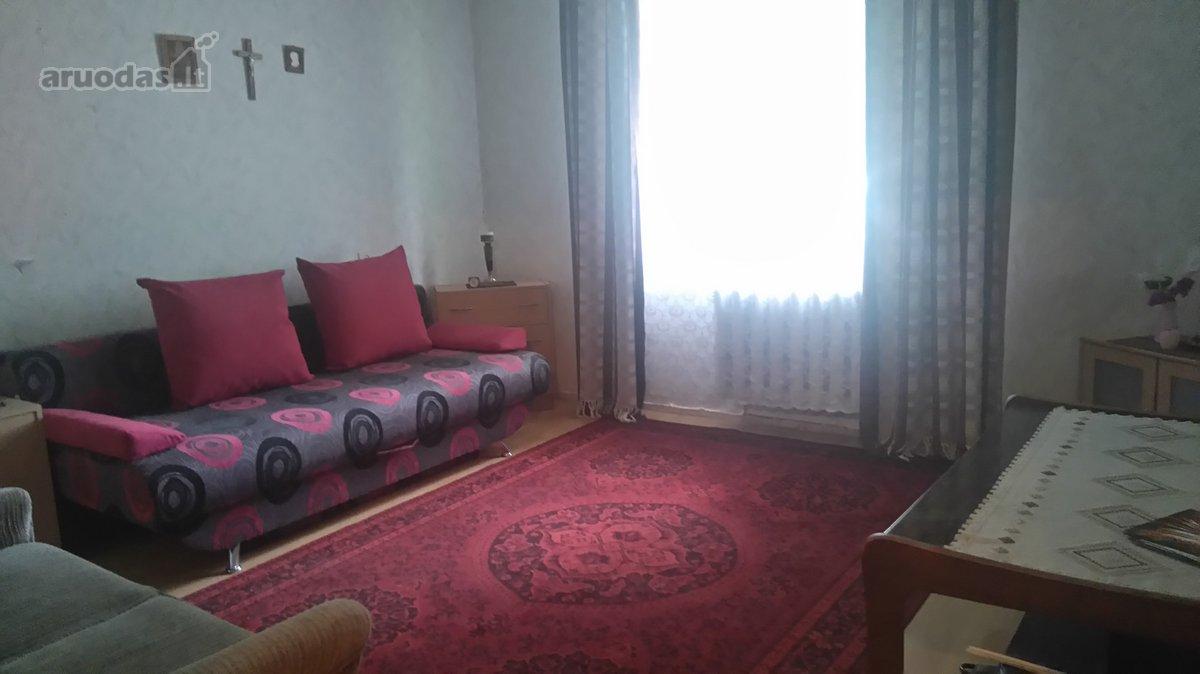 Šakių m., Jaunystės takas, 1 kambario butas