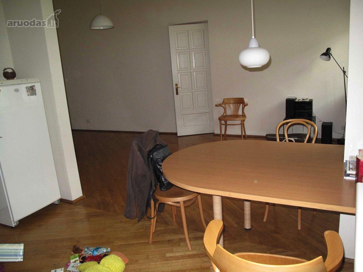 Vilnius, Senamiestis, Vokiečių g., 4 kambarių butas