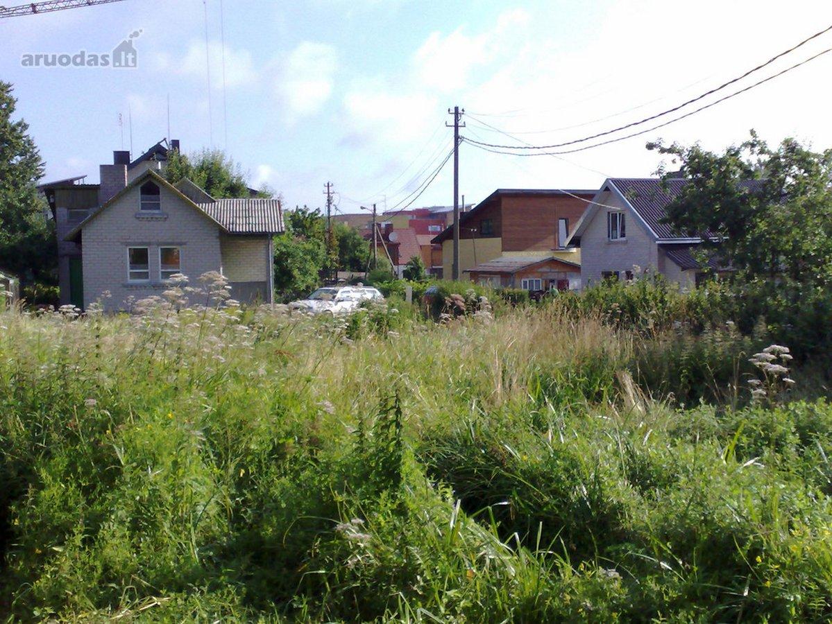 Klaipėda, Mažasis kaimelis, Baltijos 1-oji g., namų valdos paskirties sklypas