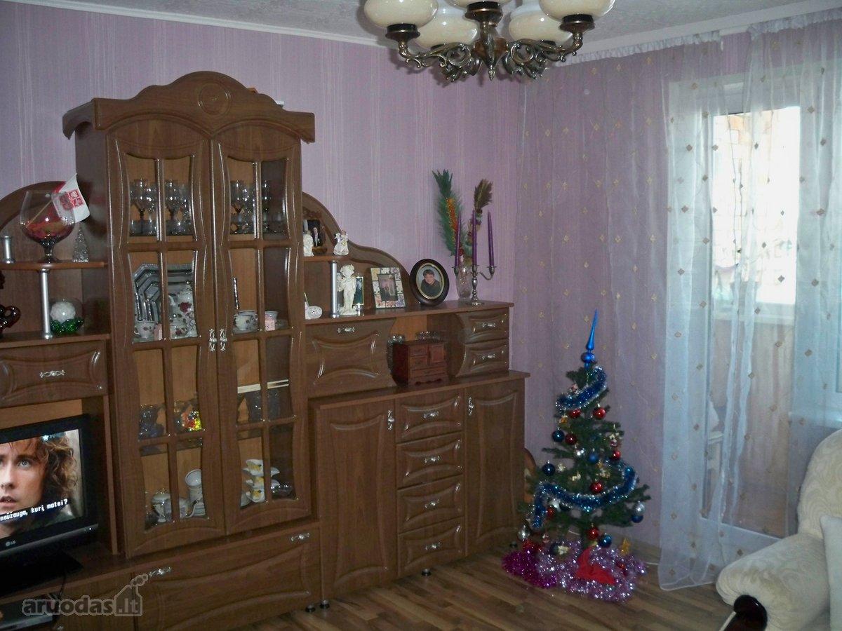 Švenčionių r. sav., Švenčionėlių m., Žemutinė g., 2 kambarių butas