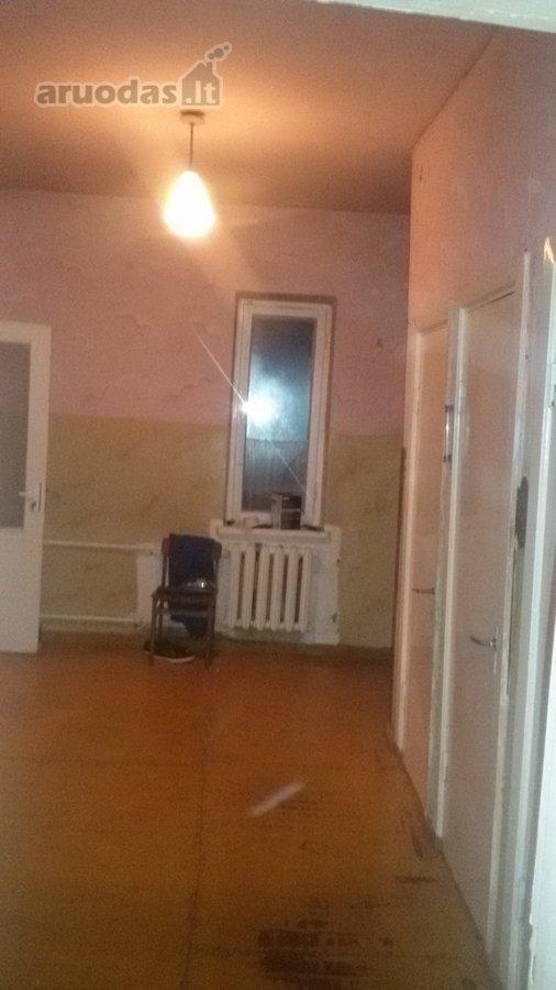 Kėdainių r. sav., Vainotiškių k., Ežero g., 2 kambarių butas