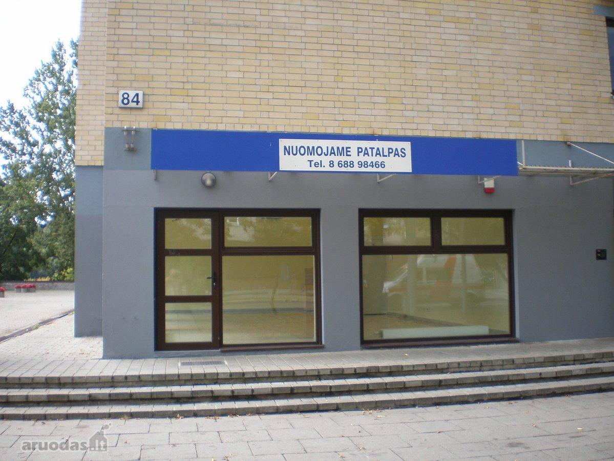 Vilnius, Antakalnis, Antakalnio g., biuro, prekybinės, paslaugų paskirties patalpos nuomai