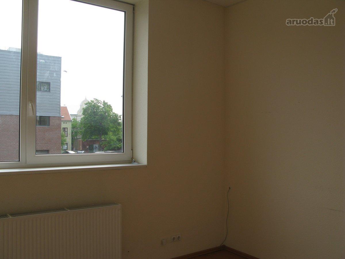 Klaipėda, Centras, S. Daukanto g., biuro paskirties patalpos nuomai