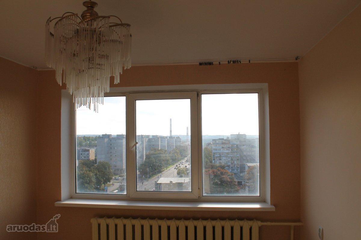 Vilnius, Naujamiestis, Savanorių pr., 1 kambario butas