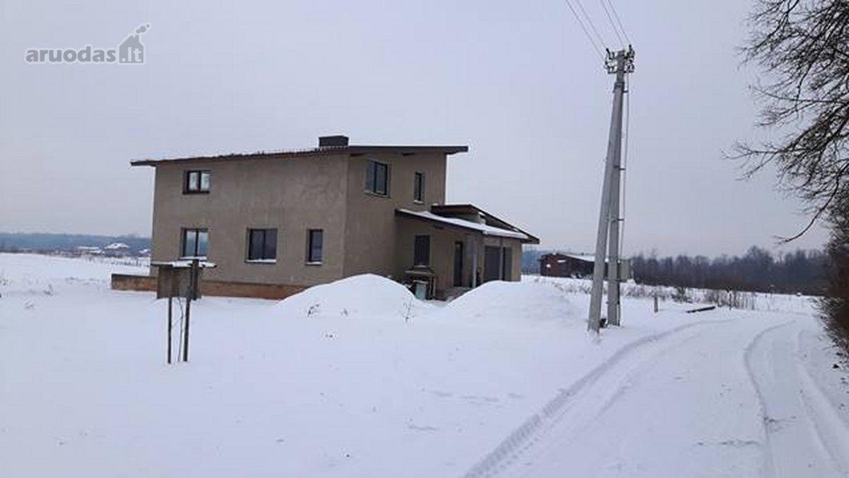 Panevėžio r. sav., Tutiškių k., Tutiškių g., mūrinis namas