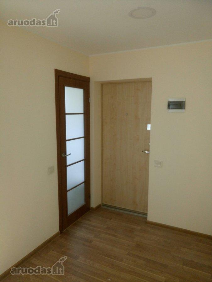 Kaunas, Žemieji Šančiai, Virvių g., 2 kambarių butas