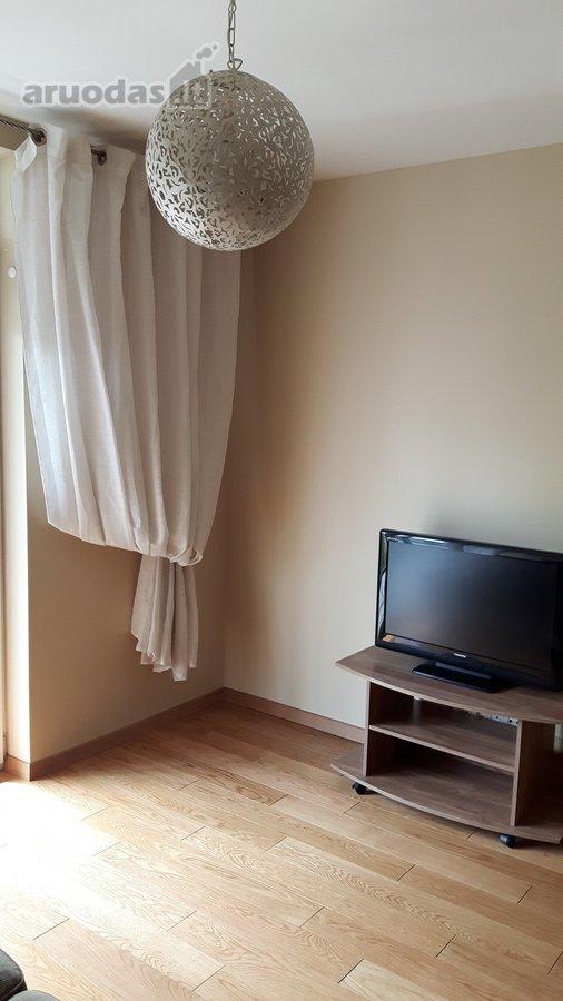 Vilnius, Naujamiestis, A. Vivulskio g., 3 kambarių buto nuoma