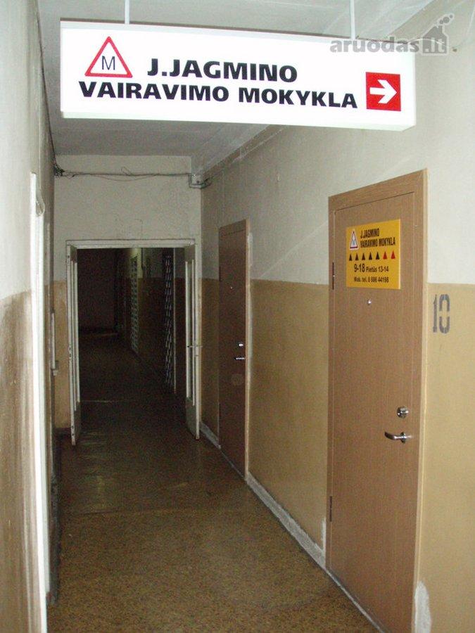 Radviliškio m., Aušros a., kita paskirties patalpos