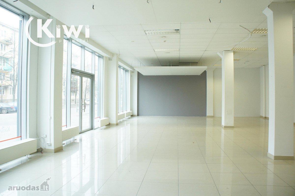 Vilnius, Pašilaičiai, Laisvės pr., biuro, prekybinės, paslaugų, sandėliavimo, gamybinės, maitinimo paskirties patalpos nuomai