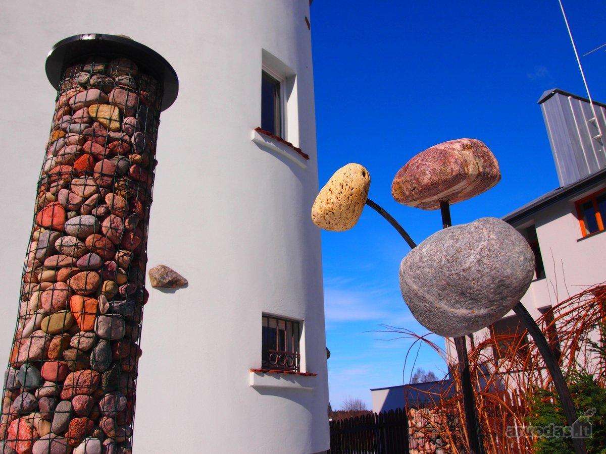 Vilnius, Antakalnis, Stanislovo Kerbedžio g., 4 kambarių butas