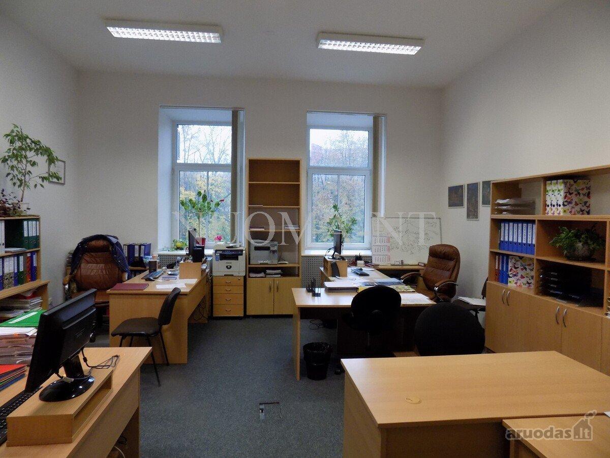 Vilnius, Senamiestis, Gedimino pr., biuro, kita paskirties patalpos nuomai
