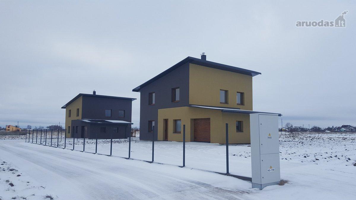 Raseinių m., Pienių g., mūrinis namas