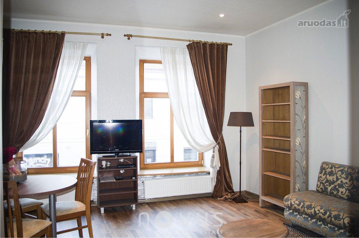 Vilnius, Senamiestis, Užupio g., 1 kambario buto nuoma