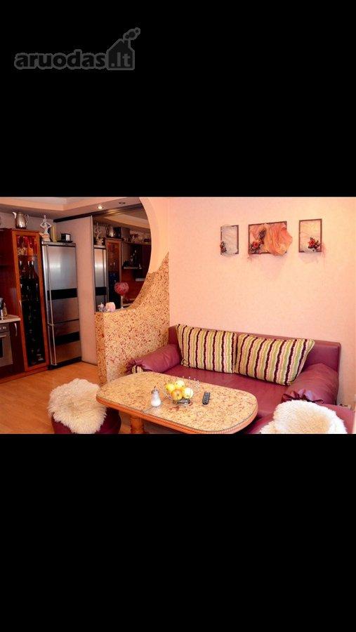 Vilnius, Justiniškės, Taikos g., 3 kambarių butas
