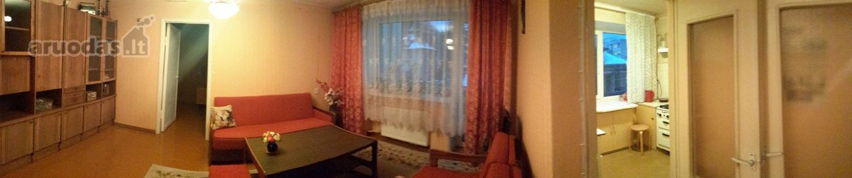 Kaunas, Centras, V. Putvinskio g., 2 kambarių buto nuoma