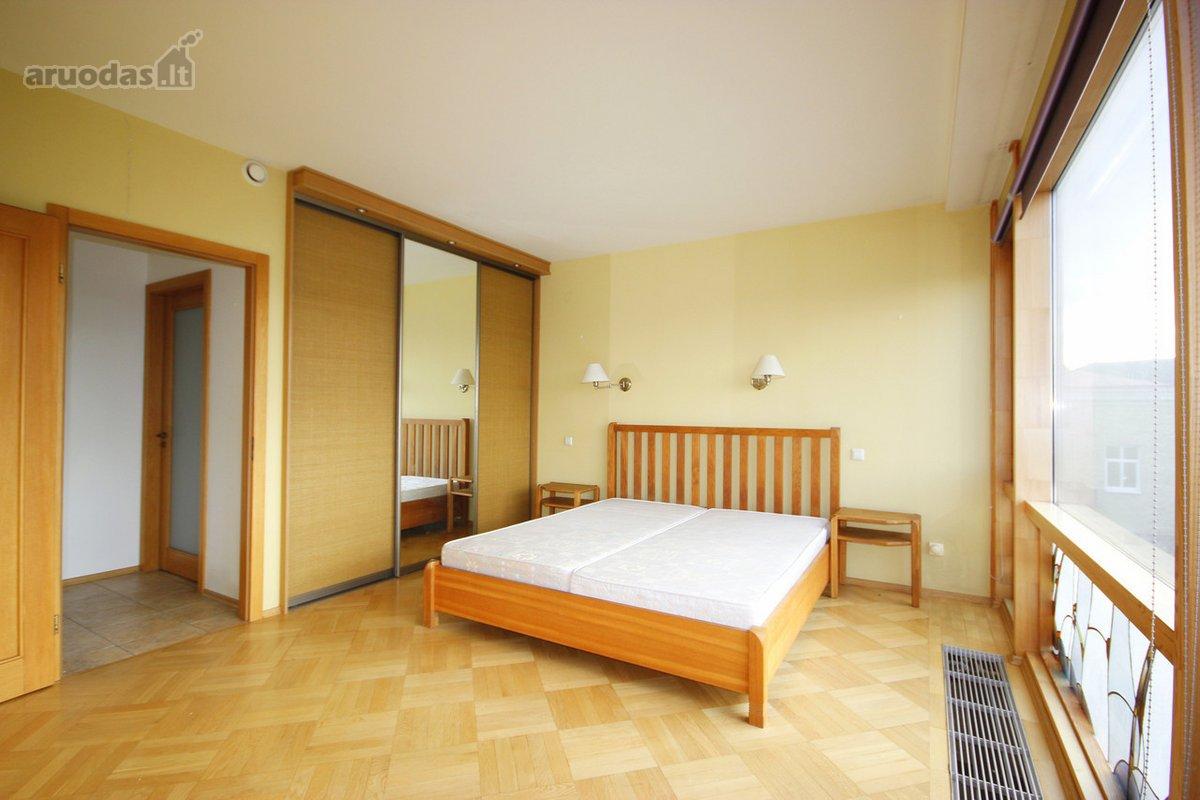 Vilnius, Senamiestis, Z. Sierakausko g., 3 kambarių buto nuoma