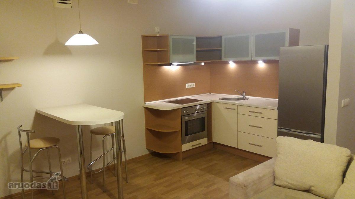 Vilnius, Šiaurės miestelis, J. Galvydžio g., 2 kambarių buto nuoma