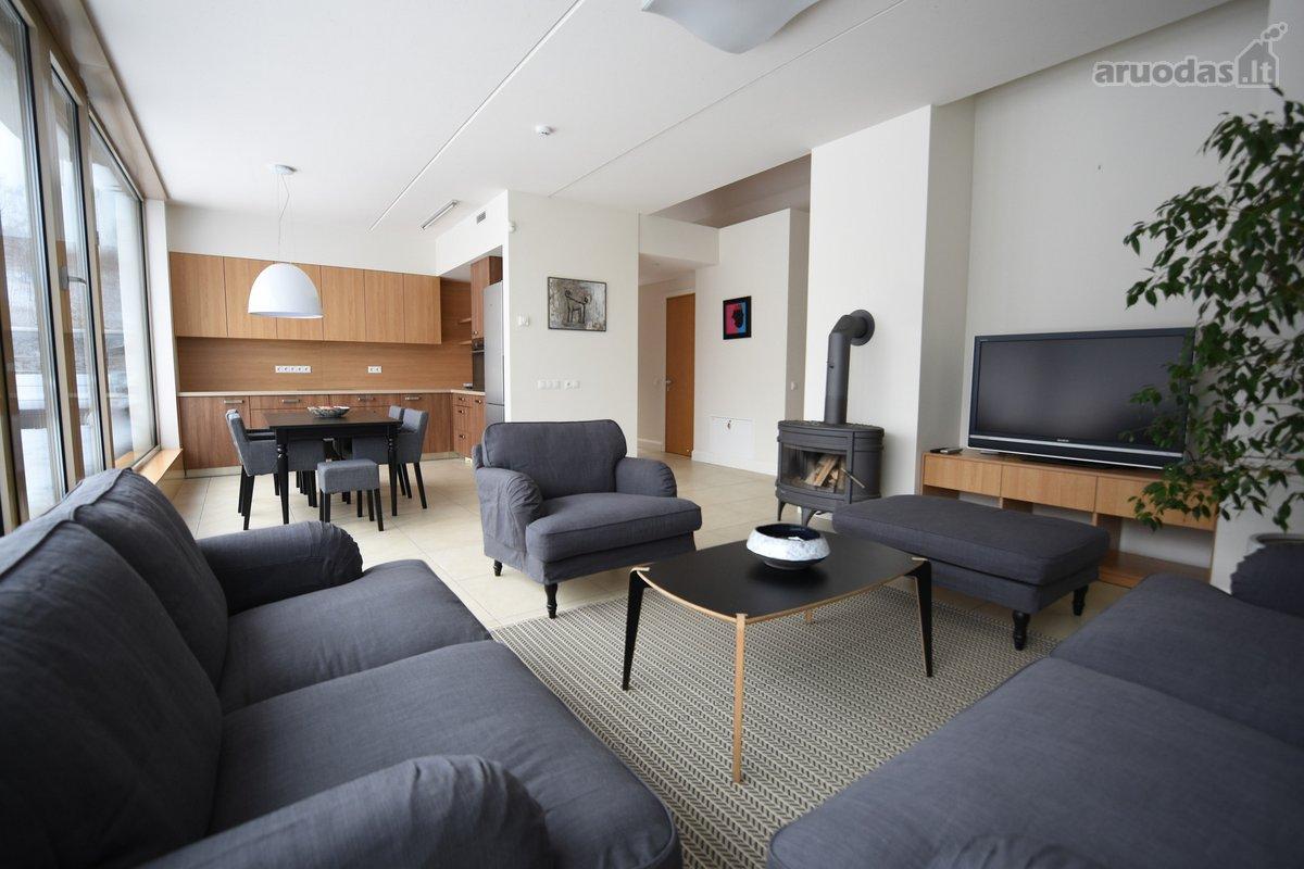 Vilnius, Rasos, Rasų g., 4 kambarių buto nuoma