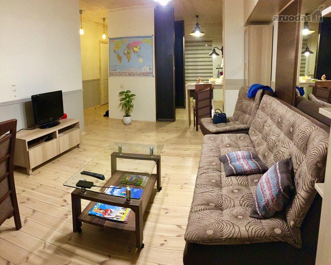Vilnius, Naujamiestis, Šlaito g., 2 kambarių buto nuoma