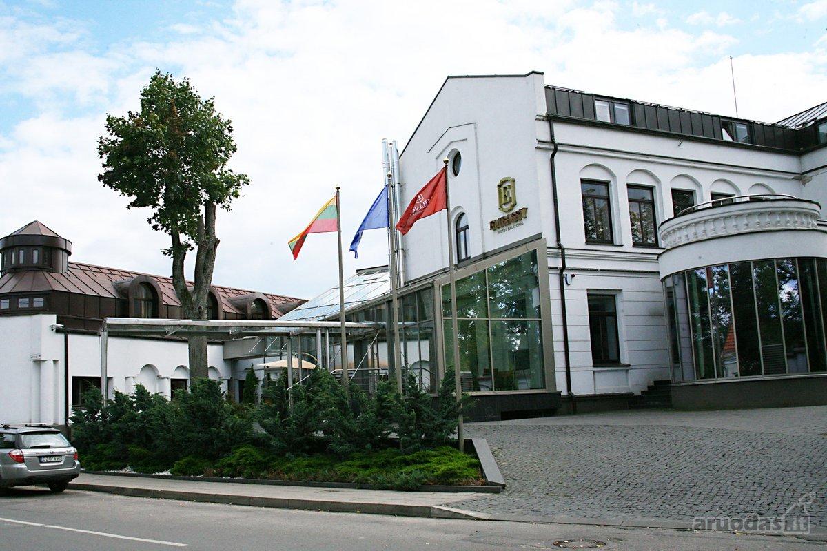 Vilnius, Žvėrynas, Latvių g., biuro, viešbučių, maitinimo paskirties patalpos