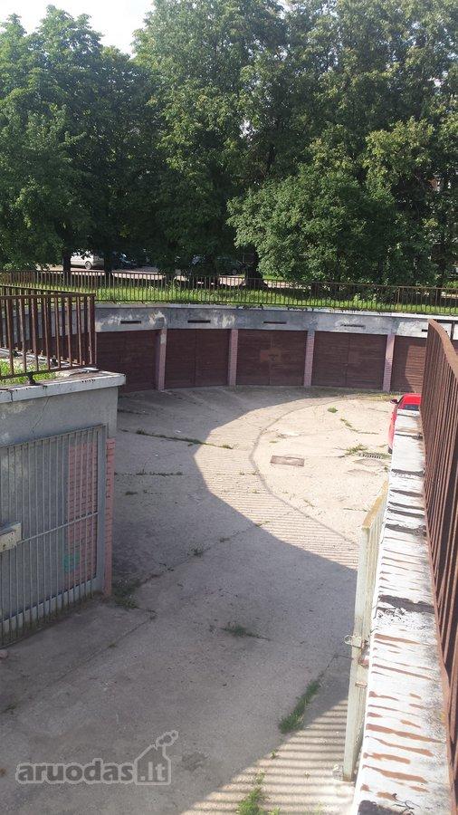 Vilnius, Lazdynai, Architektų g., požeminis garažas