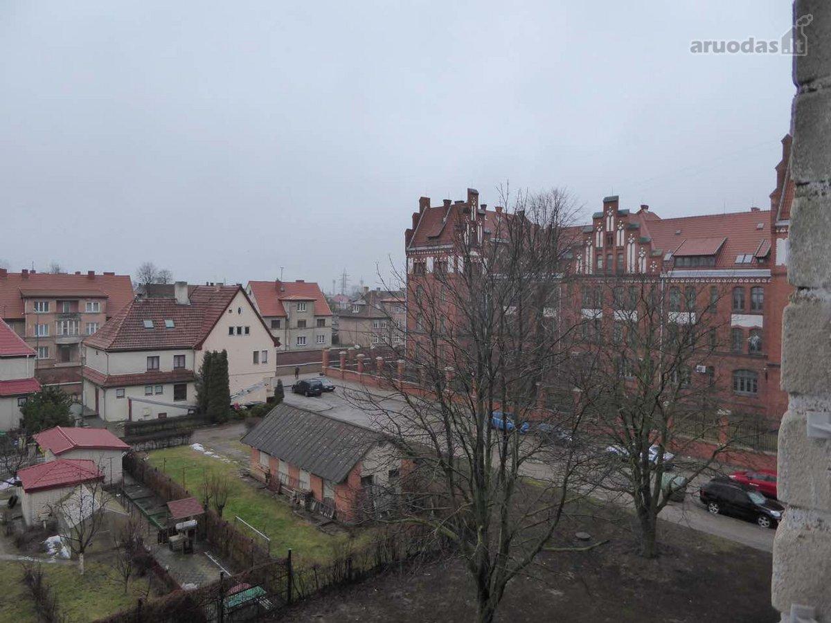 Klaipėda, Centras, Vilhelmo Berbomo g., 2 kambarių butas