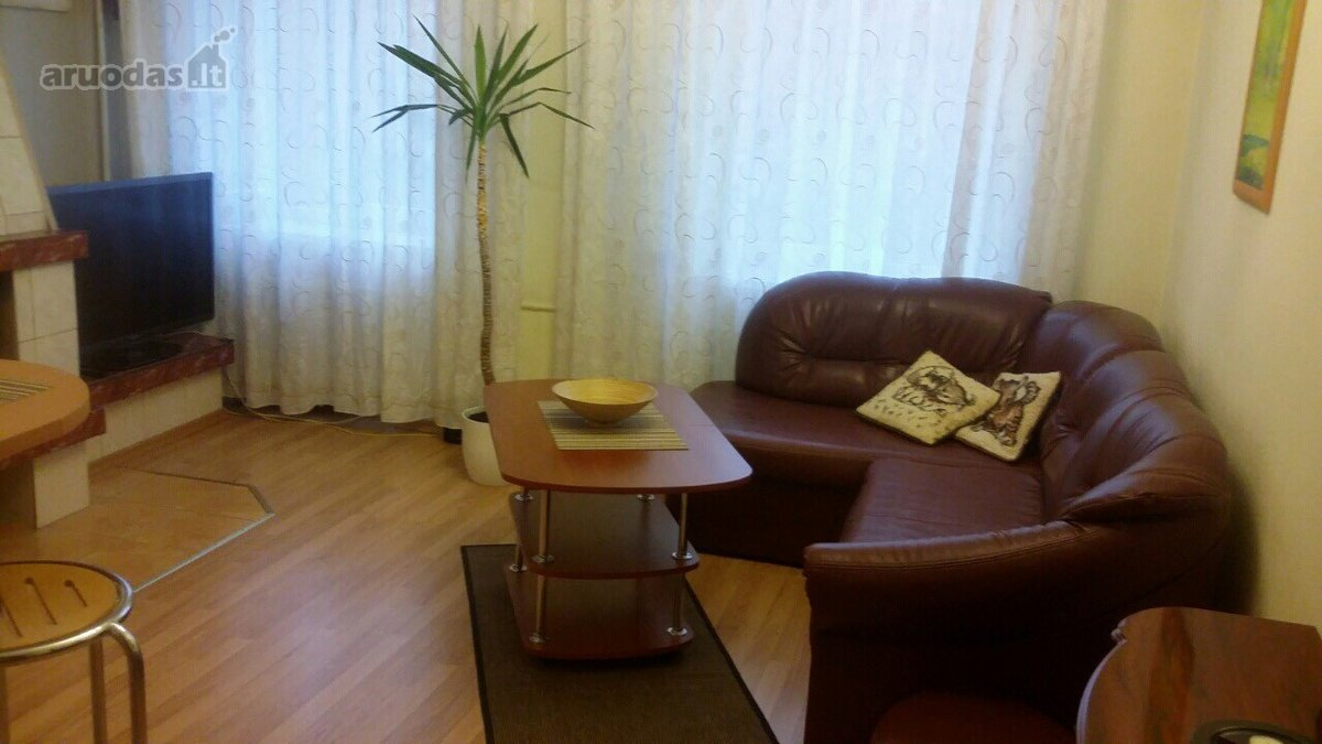 Klaipėda, Centras, Šaulių g., 2 kambarių buto nuoma
