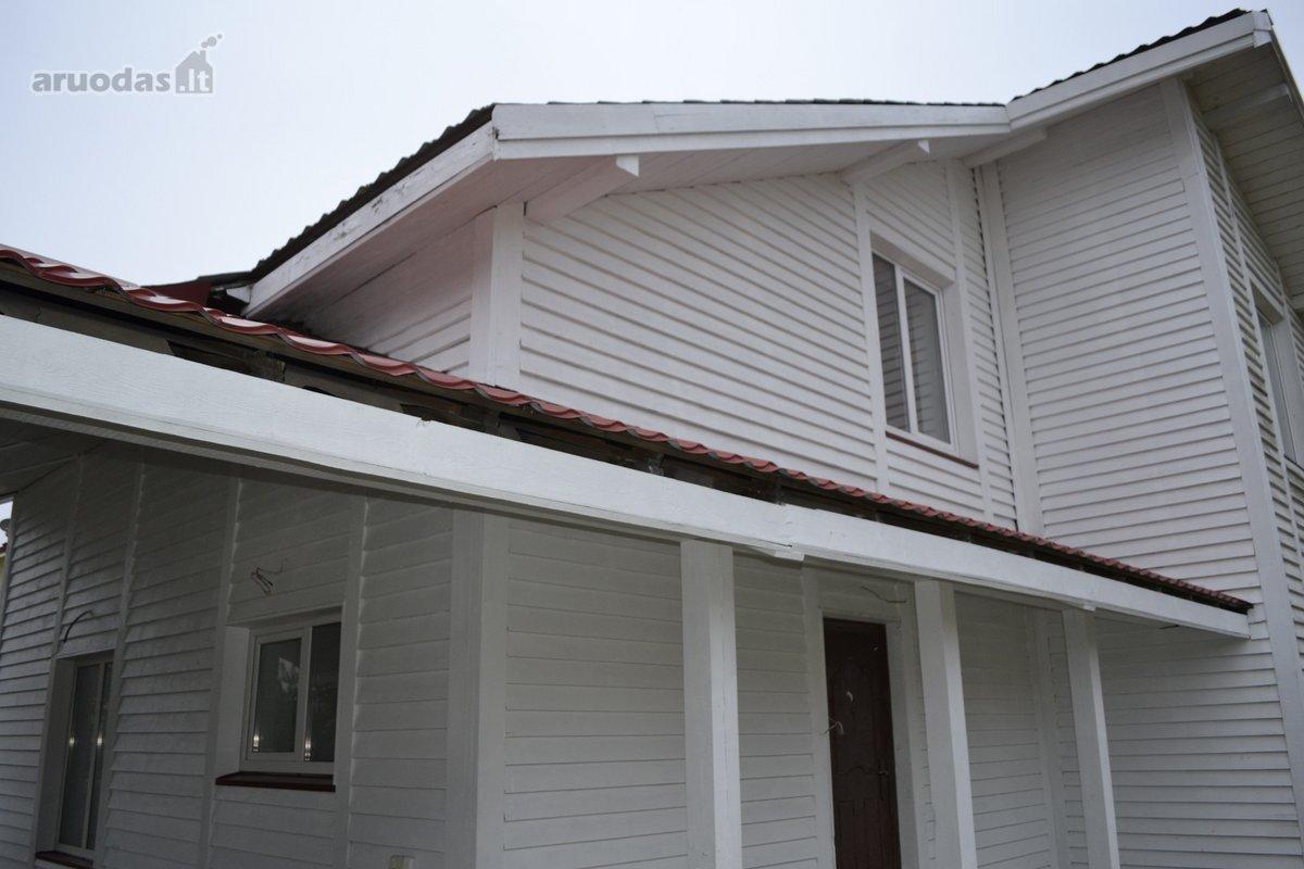 Klaipėdos r. sav., Šakinių k., Proskynos g., blokinis sublokuotas namas