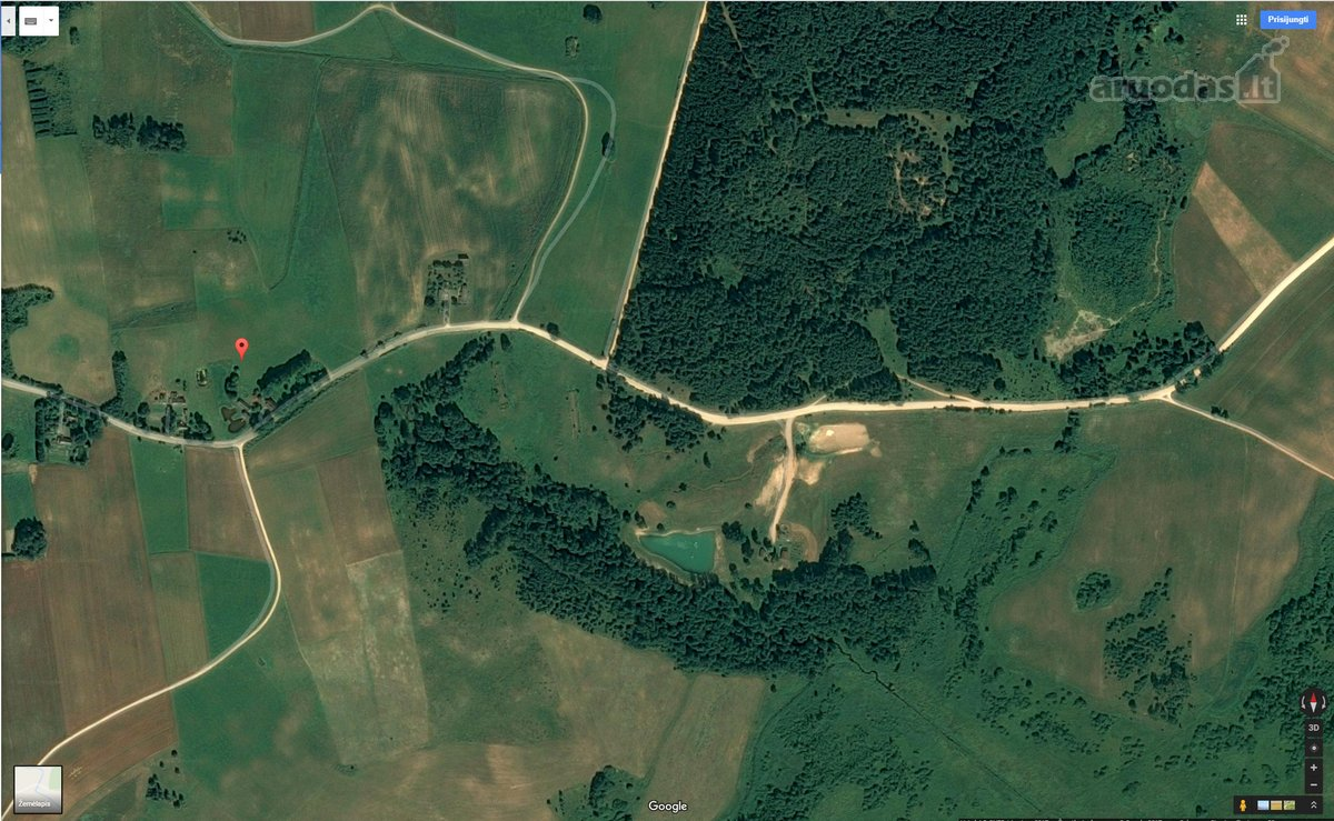 Kalvarijos sav., Skaisčių k., žemės ūkio paskirties sklypas