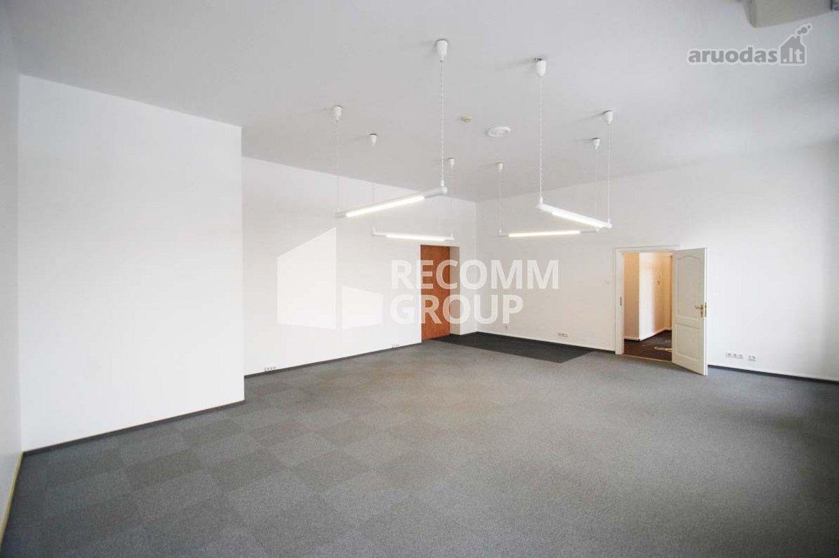 Vilnius, Senamiestis, Tauro g., biuro paskirties patalpos nuomai