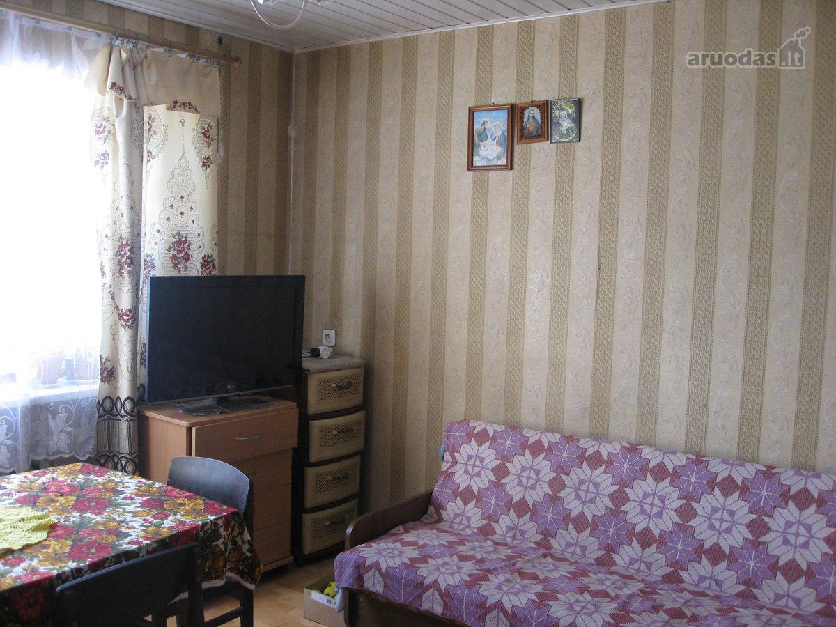 Kaišiadorių r. sav., Nemaitonių k., Užuguosčio g., 3 kambarių butas