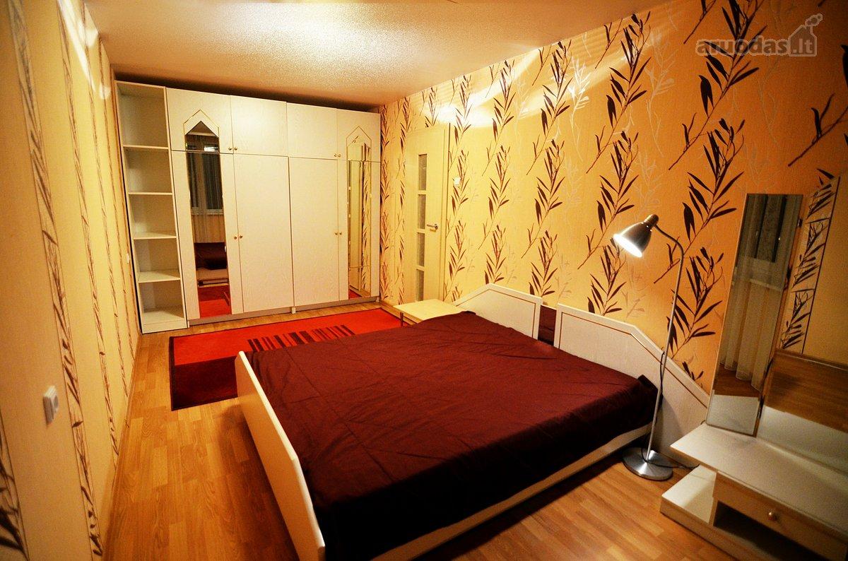 Vilnius, Naujamiestis, Žemaitės g., 2 kambarių buto nuoma