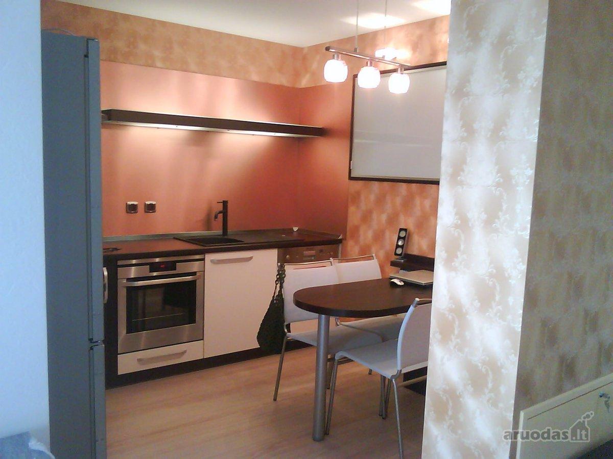 Kaunas, Žaliakalnis, Savanorių pr., 2 rooms flat