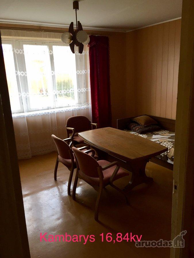 Jurbarko m., Miškininkų g., 2 kambarių butas