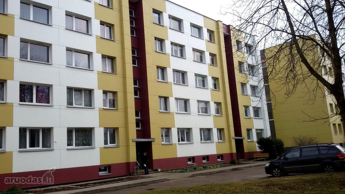 Joniškio m., Draugystės g., 2 kambarių butas