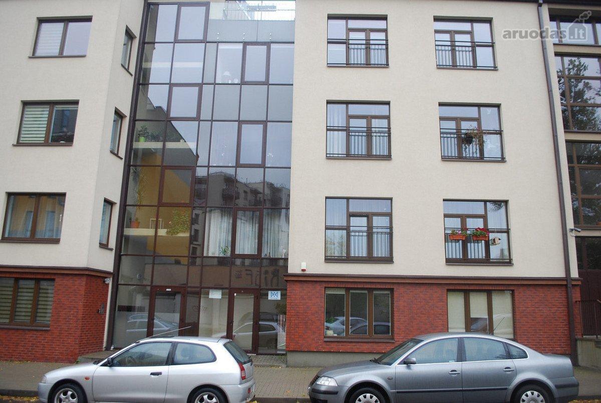 Vilnius, Senamiestis, Mindaugo g., 2 kambarių buto nuoma