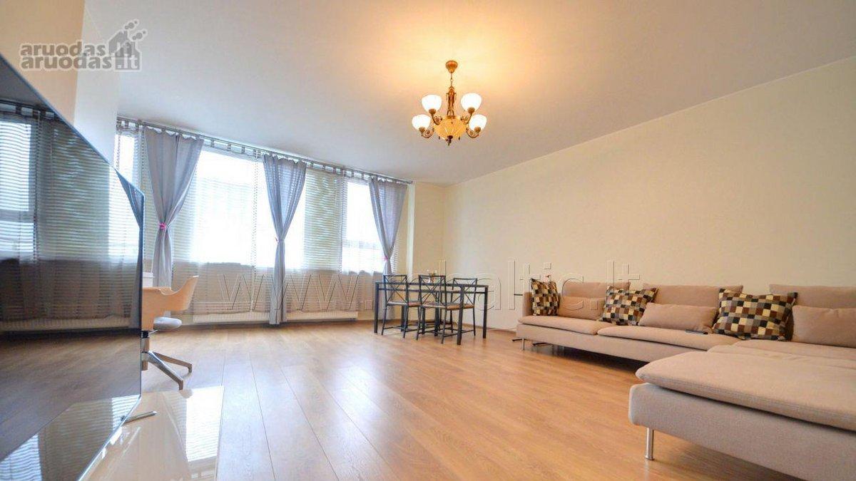 Vilnius, Šnipiškės, Lvovo g., 2 kambarių butas