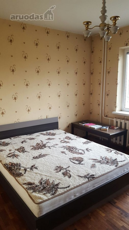 Vilnius, Pašilaičiai, Žemynos g., 3 kambarių buto nuoma