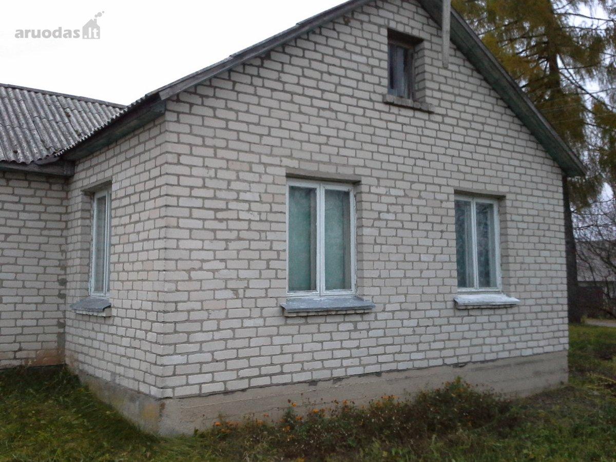 Prienų r. sav., Želkūnų k., Gražučių g., mūrinis namas