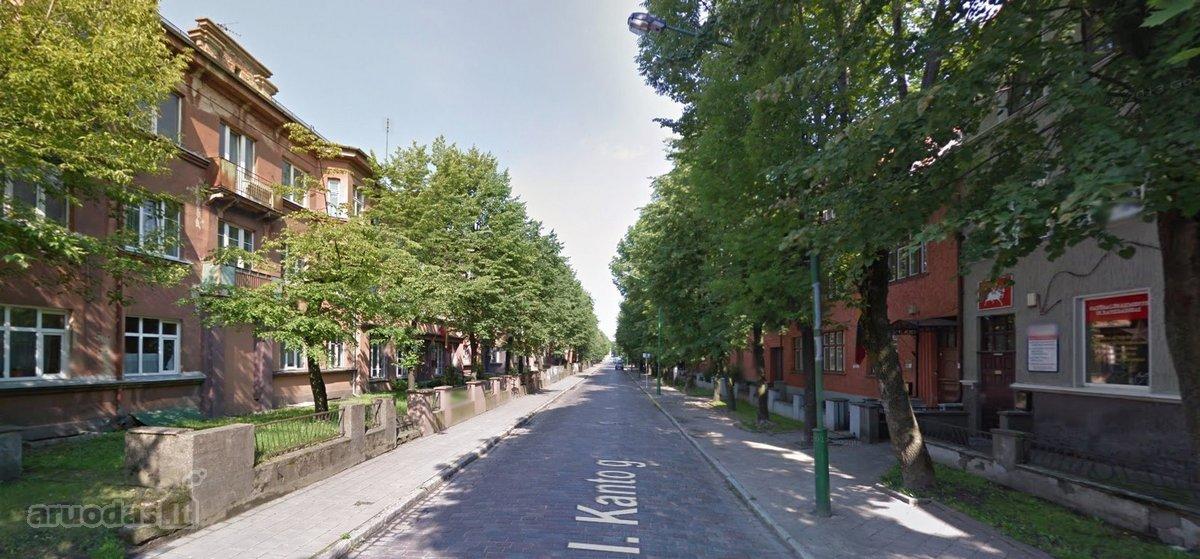 Klaipėda, Centras, I. Kanto g., 4 kambarių butas