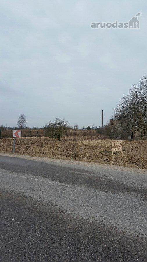Elektrėnų sav., Alesninkų k., Aplinkkelio g., commercial purpose vacant land
