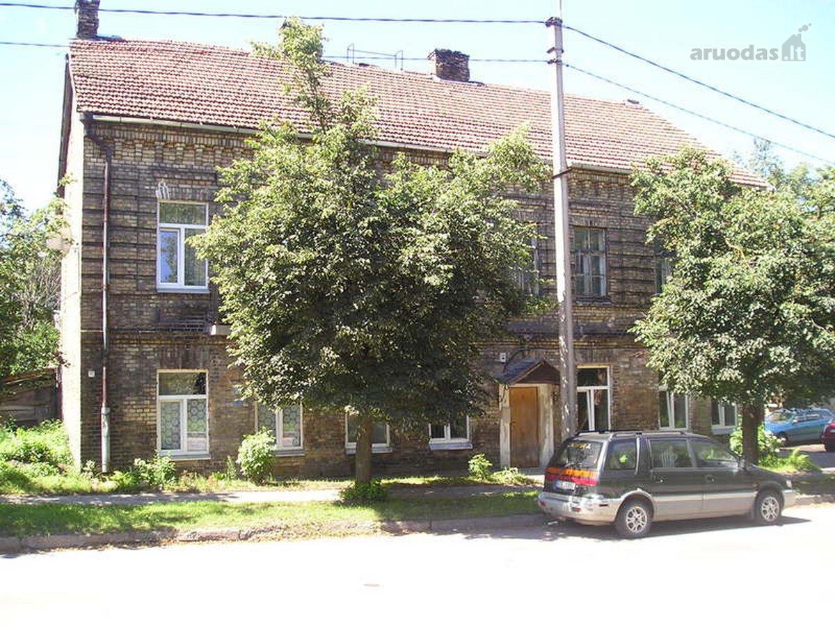 Vilnius, Naujamiestis, Algirdo g., 3 kambarių butas